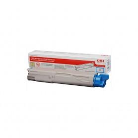 OKI toner cartridge f/ C35 20MFP & C3530mfp 2500pages cyan