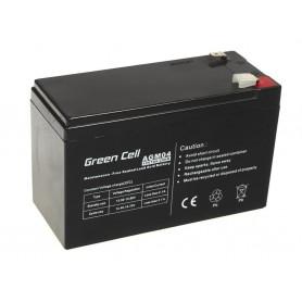 Green Cell Gel Battery AGM 12V 7Ah