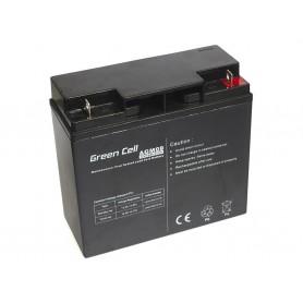 Green Cell Gel Battery AGM 12V 18Ah