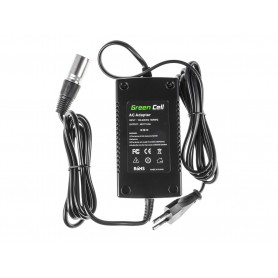 Green Cell Charger for Batteries for Electric Bikes 36V 2A