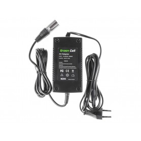 Green Cell Charger for Batteries for Electric Bikes 24V 2A
