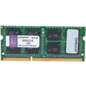 Kingston ValueRAM memory - SODIMM DDR3L - 8 GB - 1600 MHz