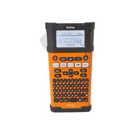 Brother P-Touch PT-E300VP - labelmaker - monochrome - direct thermal