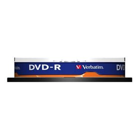 Verbatim - DVD-R x 10 - 4.7 GB - storage media