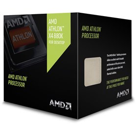 AMD Athlon II X4 880K 4 GHz 4 cores 4 MB cache Box