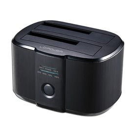 HD dock 2.5/3.5 USB3.0 SATA LC-Power